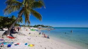 Sombrero beach marathon key florida